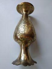 Итальянская бронзовая ваза  ручной работы 6