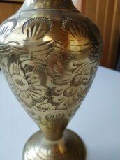 Итальянская бронзовая ваза  ручной работы 3