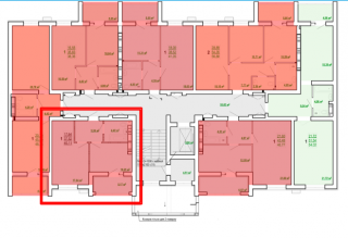 Продам СВОЮ 1 комнатную квартиру в ЖК Сказка м Холодная Гора
