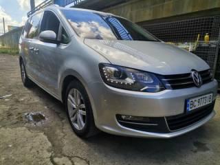 Volkswagen Sharan 2010 6