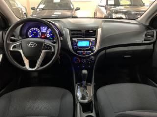 Hyundai Accent 1.6i 6АКПП 2012 г.в. (125 л.с.) 2