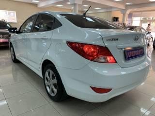 Hyundai Accent 1.6i 6АКПП 2012 г.в. (125 л.с.) 8