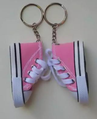 Креативненький брелок для ключей сумки или рюкзака