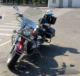 Продаю мотоцикл.Yamaha XVS V-Star 1100 Silverado 10