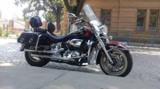 Продаю мотоцикл.Yamaha XVS V-Star 1100 Silverado 5