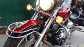 Продаю мотоцикл.Yamaha XVS V-Star 1100 Silverado 8