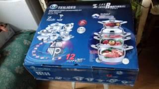 Продам подарочный набор посуды из 72 предметов HOFFBURG 7