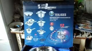 Продам подарочный набор посуды из 72 предметов HOFFBURG 9