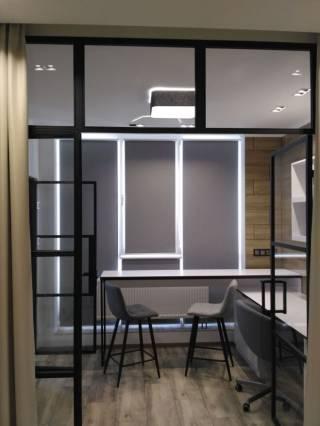 Уютная дизайнерская квартира 4