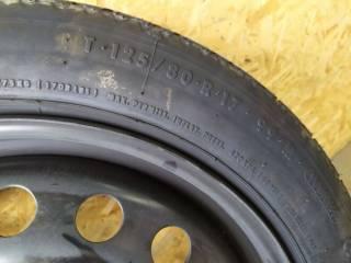 Запасное колесо Докатка 125/80 R17 Volvo 2