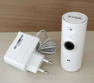IP камера видеонаблюдения Dlink DCS 8000 LH 3