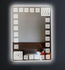 Зеркало с подсветкой Led, дзеркало з підсвіткою 8