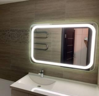 Зеркало с подсветкой Led, дзеркало з підсвіткою 3