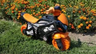 велобег байк мотоцикл детский б/у самовывоз