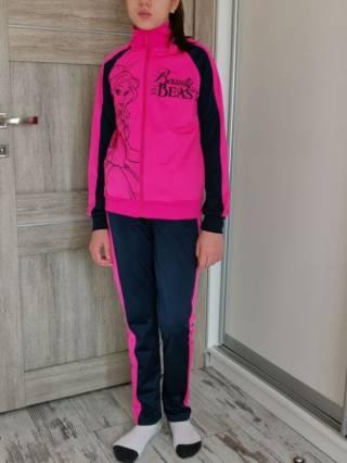 Классный спортивный костюм Disney princess, рост 152-154 8