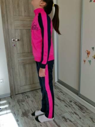 Классный спортивный костюм Disney princess, рост 152-154 5