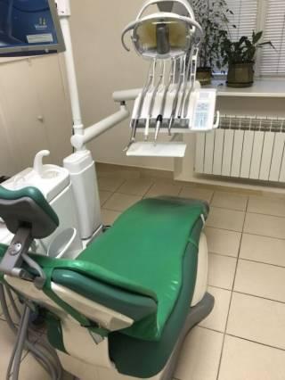 Стоматологическая установка САТВА КОМБИ Н5, с креслом STING Италия