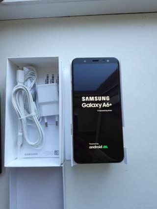 Телефон Samsung Galaxy A6+ 64GB 2