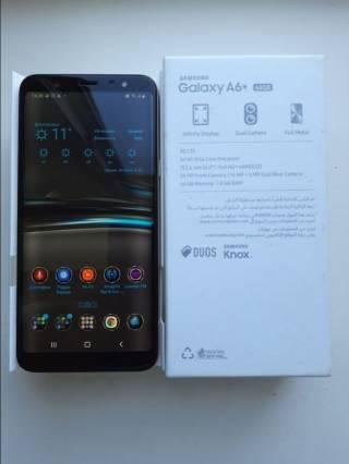 Телефон Samsung Galaxy A6+ 64GB 7