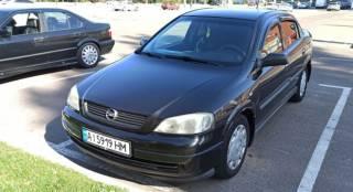 Opel Astra G Classic 2