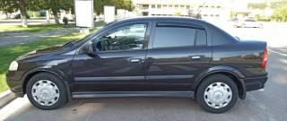 Opel Astra G Classic 4