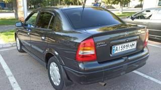 Opel Astra G Classic 7