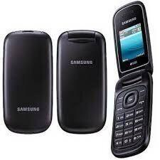 Телефон Раскладушка Samsung E1272 Duos Garnet Red 2 цвета 4