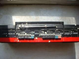 Магнитола Thompsonic TS-131DL двухкассетная неисправная 2