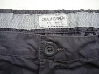 штаны брюки трекинговые Craghoppers Terrain CMJ301L (34L) 4