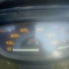 Скутер Honda  DIO 27 6