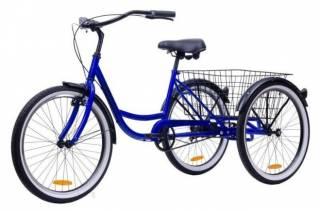 """Велосипед трёхколесный Aist Cargo 2.0 24""""дюймов 2"""