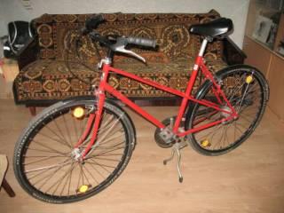 Продам велосипед б/в, Німеччина 2
