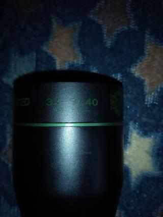 продам оптику HAKKO 3-9X40 WIDE ANGLE .MADE IN JAPAN