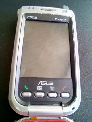 Смартфон телефон коммуникатор ASUS P505 Pocket PC 4
