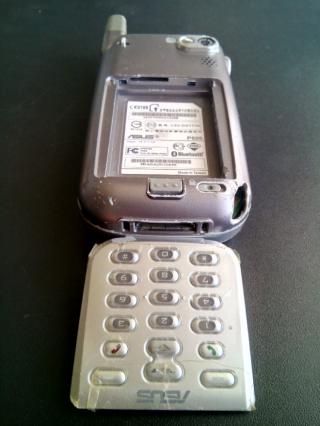 Смартфон телефон коммуникатор ASUS P505 Pocket PC 7