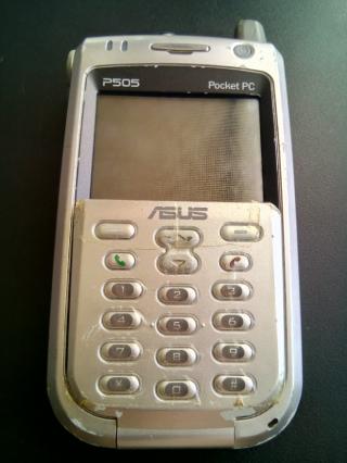Смартфон телефон коммуникатор ASUS P505 Pocket PC 2