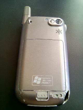 Смартфон телефон коммуникатор ASUS P505 Pocket PC 8
