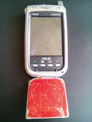 Смартфон телефон коммуникатор ASUS P505 Pocket PC 5