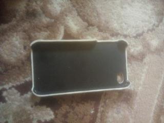 Айфон робочий но нужно помяняти батерею чехол кожаный коробка 2