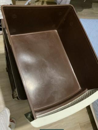 Большой комод вместительный на 4 ящика пластиковый новый не дорого 4