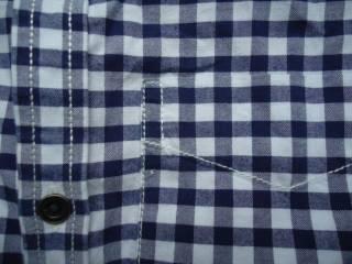 рубашка  Superdry Vintage Oxford Japan (M) 7