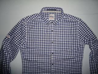 рубашка  Superdry Vintage Oxford Japan (M) 3