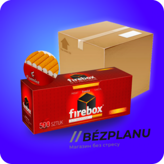 Гильзы сигаретные FireBox 10000 шт