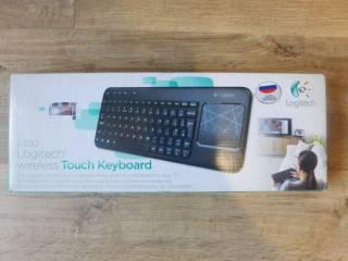 Клавиатура Logitech Wireless K400 2