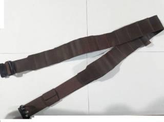 Патронташ -бандольера, кожаный открытый, на 20 патронов 12/16 калибр 4