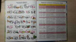Книга дитяча швидкого оволодіння англійської, польської, та німецької 5