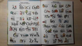 Книга дитяча швидкого оволодіння англійської, польської, та німецької 4