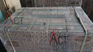Продам завод по производству древесно-угольного брикета типа Pini Kay 10