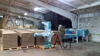 Продам завод по производству древесно-угольного брикета типа Pini Kay 7