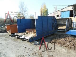 Продам завод по производству древесно-угольного брикета типа Pini Kay 8